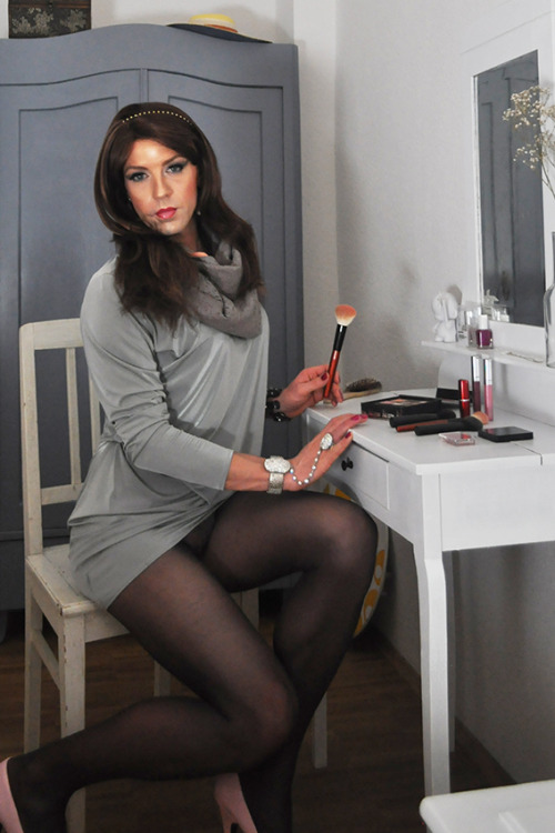 Tranny pantyhose pictures gallery